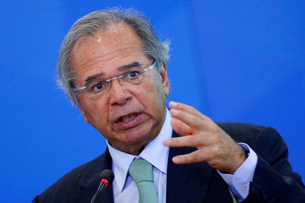 Paulo Guedes acalma e traz perspectiva aos investidores